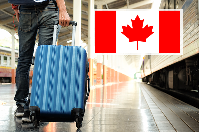 Trasferirsi in Canada per emigrare - Come ottenere il visto