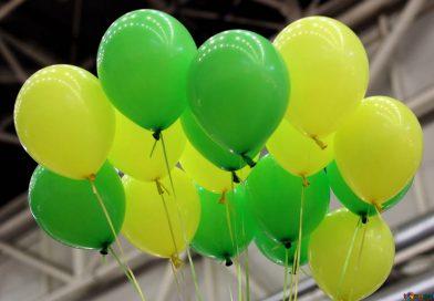 Come gonfiare i palloncini senza elio