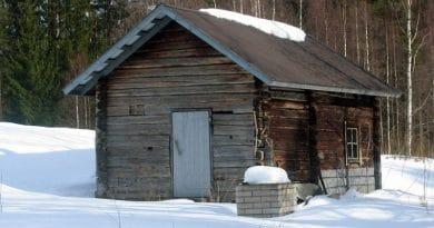 Come fare una sauna finlandese in casa
