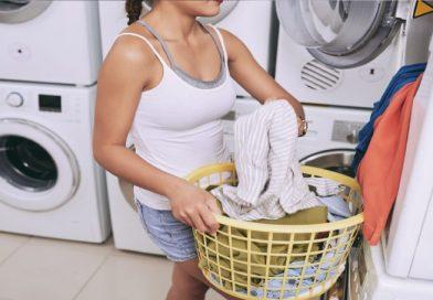 Come dividere gli abiti in lavatrice