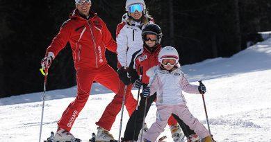 Come tenersi in forma d'inverno, ecco lo sci.