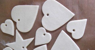 Come fare la pasta di sale per ogni tipo di lavorazione