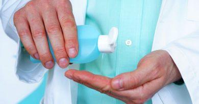 Come fare un disinfettante per le mani in casa – stile amuchina