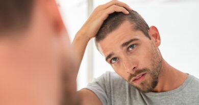 Come fare per contrastare la perdita dei capelli nell'uomo